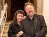 Carol Ann Duffy and John Sampson
