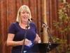 Lynne Truss speaking