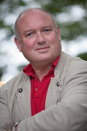 A photo of Louis de Bernieres