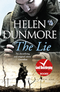 Helen Dunmore - The Lie cover