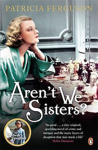 Patricia Ferguson - Arent We Sisters cover