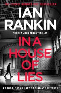 Marlborough Literature FestivalIan Rankin – In a House of Lies